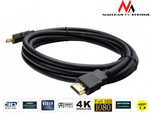 Przewód, kabel HDMI-HDMI...
