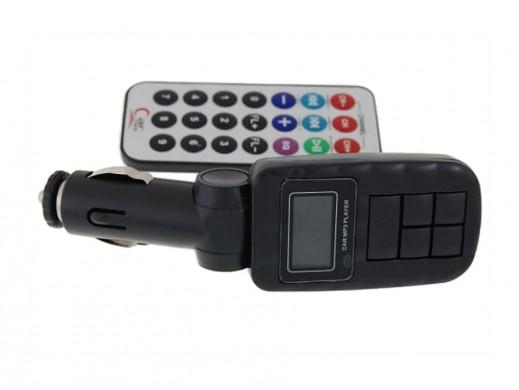 Transmiter FM SD Elektron CB-32046 3in1