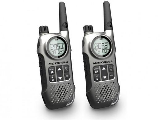 Krótkofalówki TLKR T8 Motorola