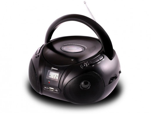 Boombox overmax USB MP3 CD...