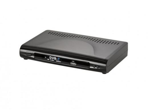 Tuner DVB-T TV naziemnej DTR5100 MPEG4 stacjonarny