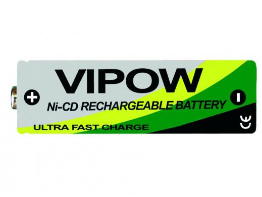 Akumulator R-06 AA NI-CD 600mAh Vipow
