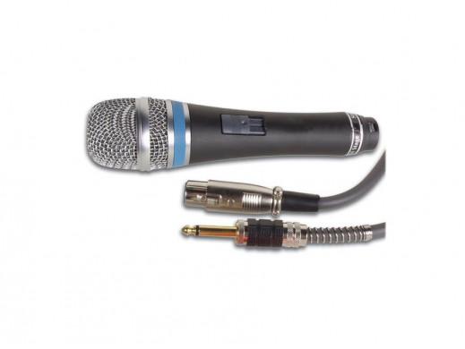 Mikrofon dynamiczny MICPRO5 w walizce