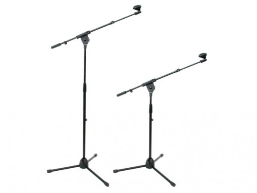 Statyw mikrofonowy łamany HQPOWER 50-90cm