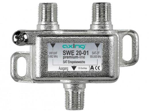 Rozgałęźnik F-Sat SWE 20-01...