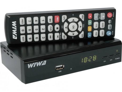 Tuner cyfrowy DVB-T HD-90 Wiwa