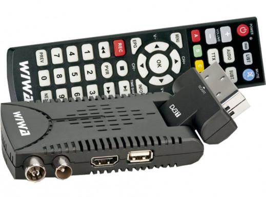 Tuner cyfrowy DVB-T HD-50 Wiwa