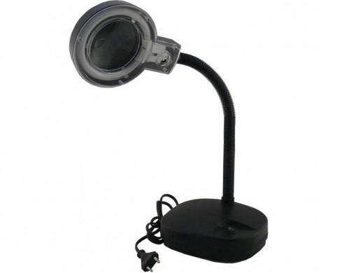 """Lampa z lupą ZD123 3.5"""" 11W"""