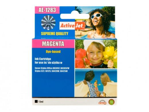 Tusz Epson AE-1283 magenta - purpura S22, SX125, SX425