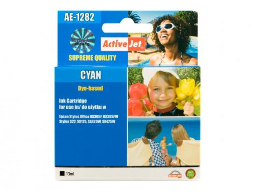 Tusz Epson AE-1282 cyan - niebieski S22, SX125, SX425