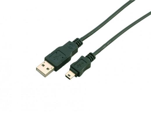 Przewód USB wtyk A  USB 3.0 1,0m do drukarki