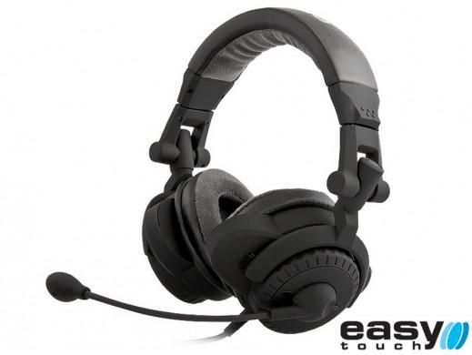 Słuchawki z mikrofonem Easy Touch ET-9205 Dendroid real 5.1