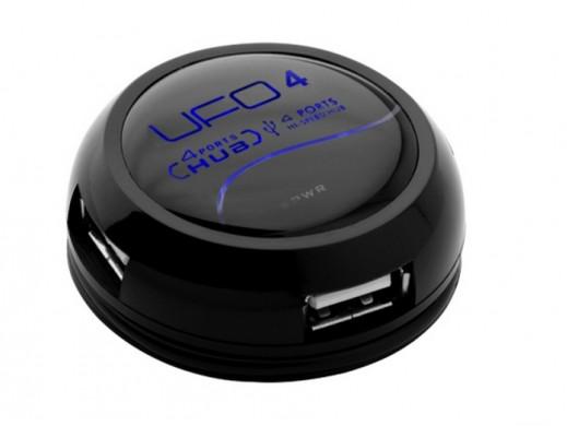 Hub USB 4 porty UFO MODECOM