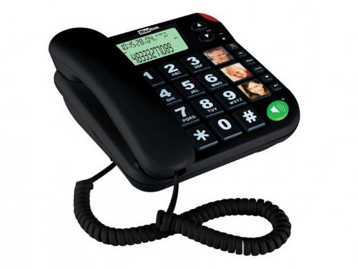 Telefon przewodowy KXT480...