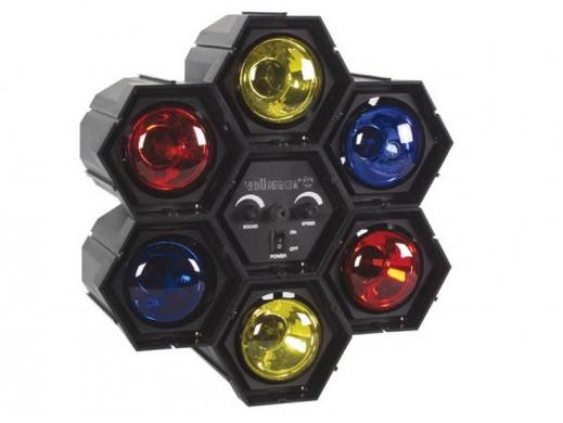 Kolorofon modułowy 6x60W VDL660RL lampowy
