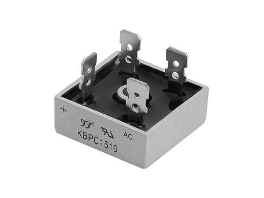 Mostek prostowniczy 15A 1000V kwadrat konektory