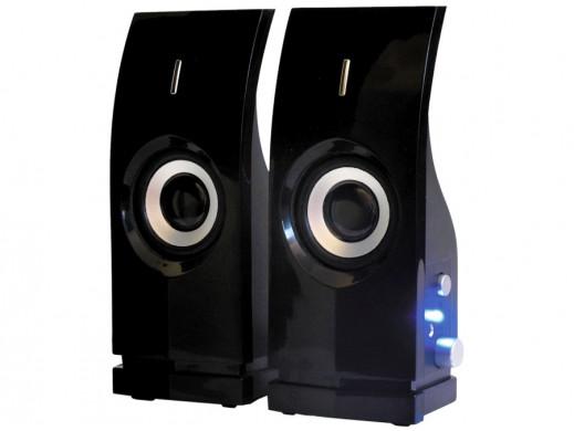 Głośniki komputerowe ART 2.0 AS-38 Rumba