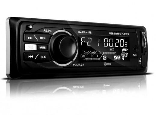 Radioodtwarzacz samochodowy OV-CR-417B MP3/USB/SD Overmax