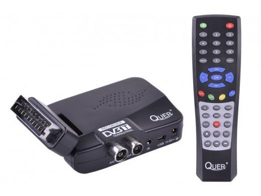 Tuner DVB-T MPEG-4 SD Quer...