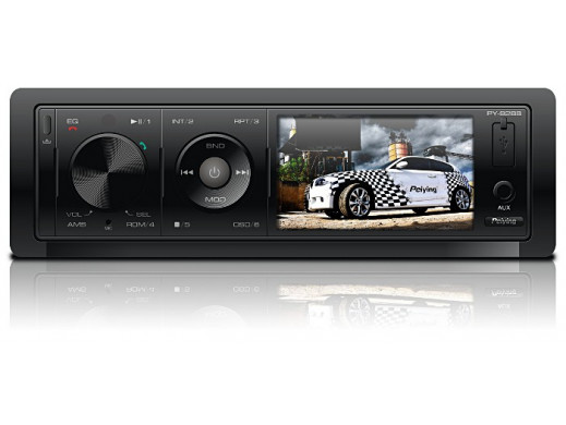Radioodtwarzacz Peiying PY9288 DIVX/MP4/MP3/JPEG/USB/SD/MMC