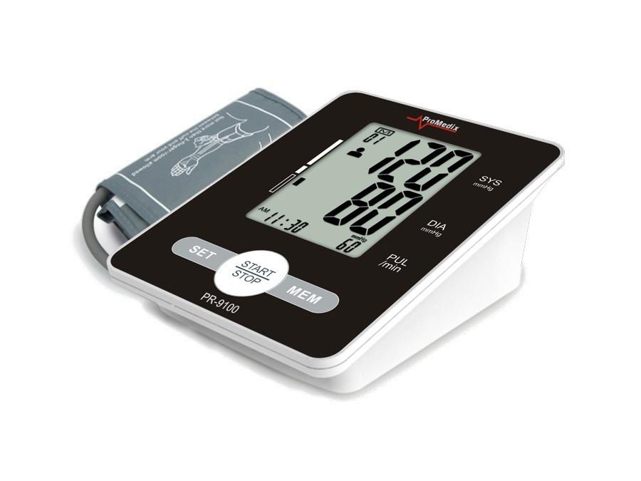Ciśnieniomierz naramienny ProMedix PR-9100 + pokrowiec i zasilacz gratis