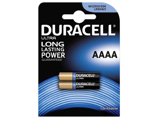 Bateria AAAA 1,5V ultra...