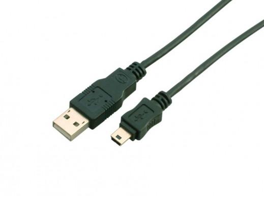 Przewód USB A-miniUSB 1.8m 5pin Gembird