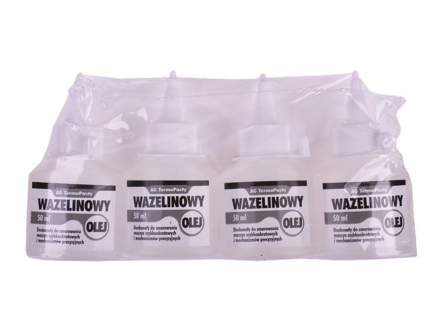 Olej wazelinowy 50ml AG oliwiarka