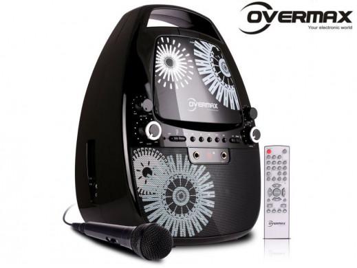 Zestaw karaoke overmax OV-KR-03