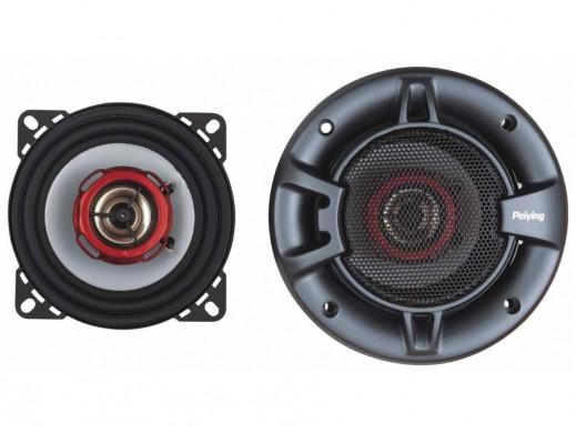 """Głośniki samochodowe PY-1085F 4"""" 10cm 80W Peiying"""
