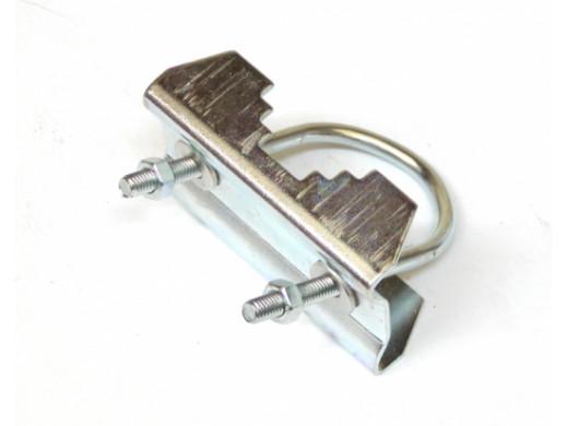 Obejma-cybant na maszt roztaw 45mm M6