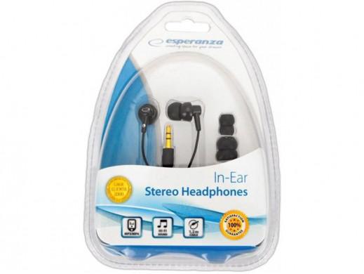 Słuchawki douszne EH124...