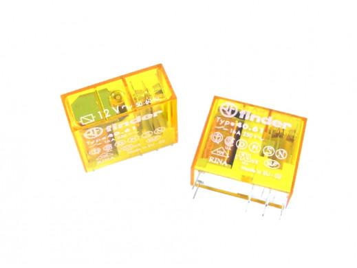 Przekaźnik AC 12V 16A F40.61.8.012 8pin Finder