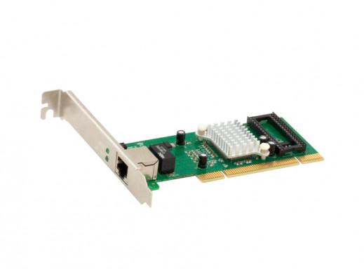 Karta PCI GPCI-8169 10/100/1000mbps 8Level