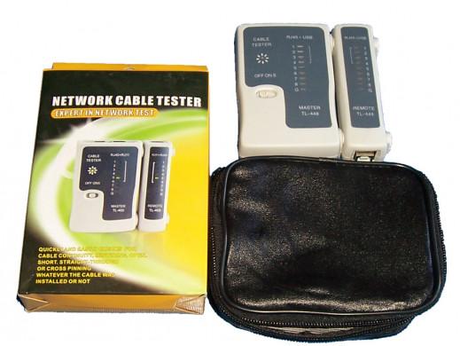 Tester Sieci cat.5 USB TL-448