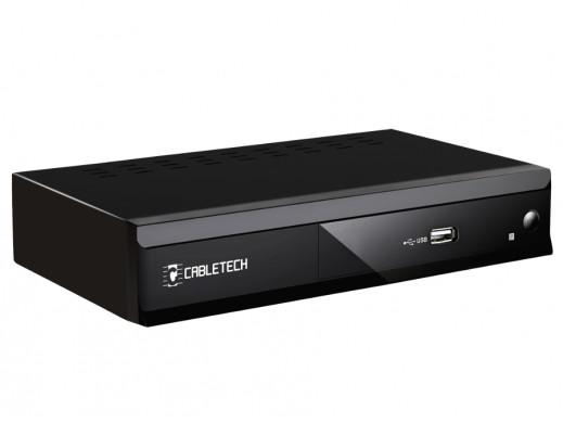 Tuner cyfrowy DVB-T MPEG-4 HD WiFi Cabletech