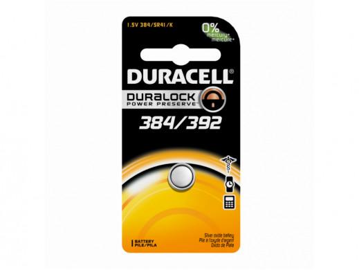 392 / 384 DURACELL BAT. SR 41 / SR 736 W
