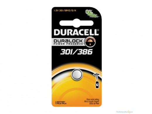Bateria AG-12 386A 301...