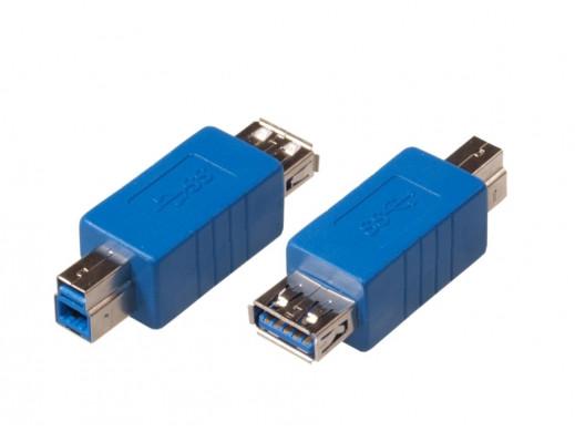 Przejściówka USB 3.0 BM -...