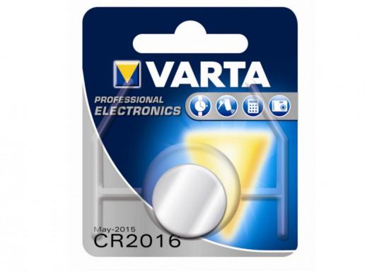 Bateria CR-2016 3V Varta