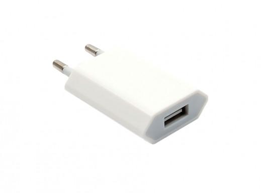 Zasilacz sieciowy USB 5V 1A...