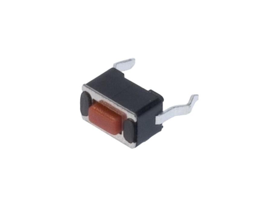 Mikroswitch poziomy prostokąt 3,5*6mm H-5mm 2 PIN