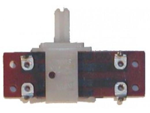 Ptencjometr suwakowy 29x9,3 50K-C płaski