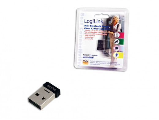 Adapter USB 2.0 BT0012 Bluetooth LogiLink