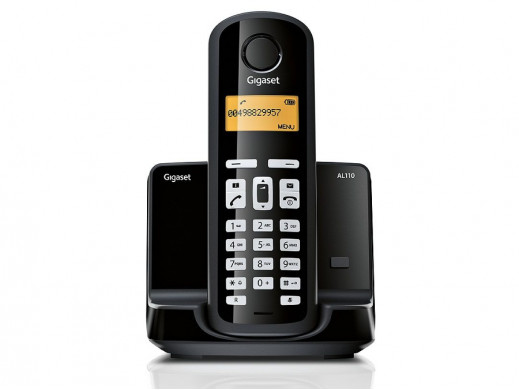 Telefon bezprzewodowy AL110 Gigaset Siemens