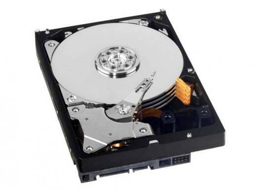 Dysk twardy 500GB Sata III 64MB Caviar