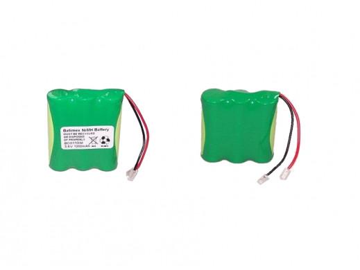 Akumulator 600mAh NiMH BCO110M 3.6V 3xAA