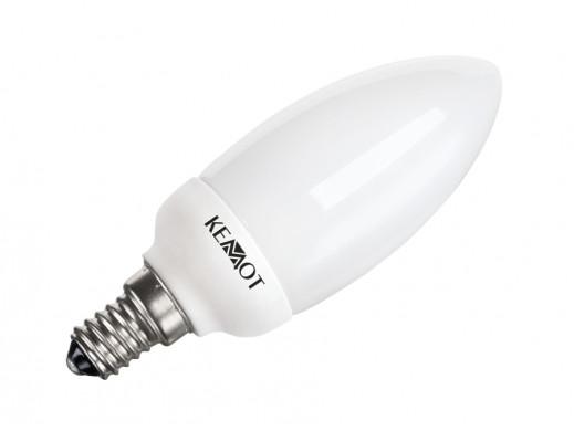 Żarówka E14 energooszczędna...