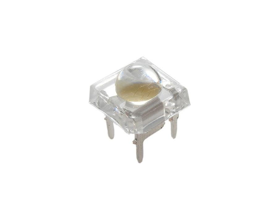 Dioda FLUX 3mm zimny biały 2000-3000mcd