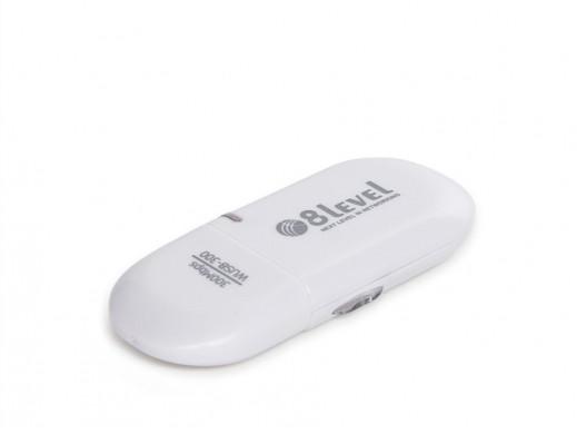 Karta USB WUSB-300 bezprzewodowa 300Mbps 8Level